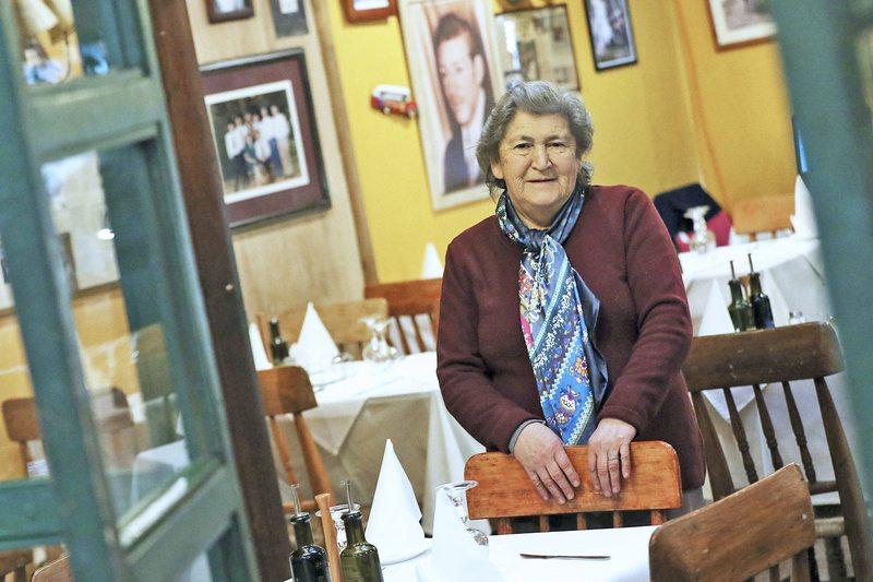 Falleció Doña Tina, la reina de la comida chilena casera