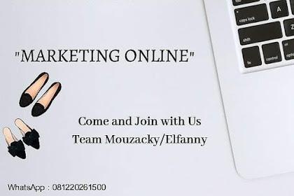 Lowongan Kerja Marketing Online  Toko Sepatu *Mouzacky Shoes Tasikmalaya