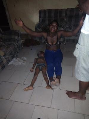 Nigeria Mother Arrested Nabbed After Allegedly Poisoning Her Child In Delta State