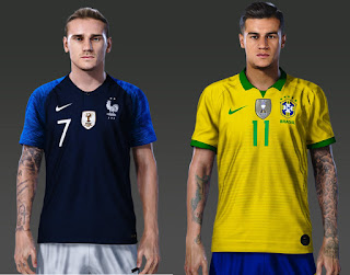 PES 2020 GDB Kits Champions Pack by MYMRanger