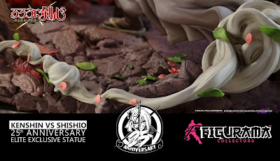 KENSHIN VS SHISHIO 25th Anniversary Edition de Figurama Collectors