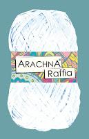 "ARACHNA ""Raffia"" цвет: 01 - белый"