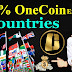 100% OneCoin Exchange in All Countries
