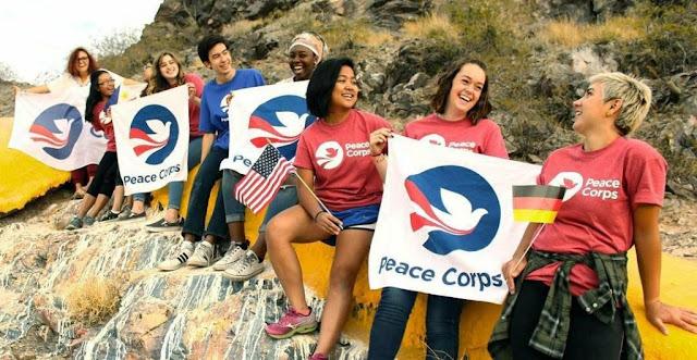 كن جزءًا من فيلق السلام