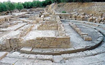 Εκπλήξεις στην αρχαία Θουρία