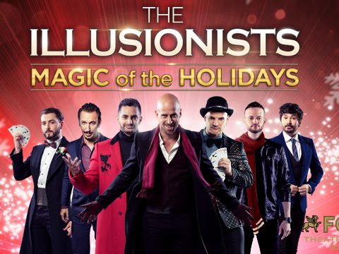 Coming to Detroit: The Illusionists + GIVEAWAY CLOSED