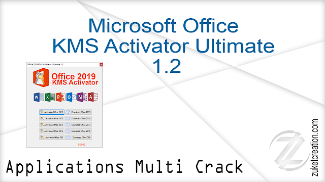 Microsoft Office KMS Activator Ultimate 1.2