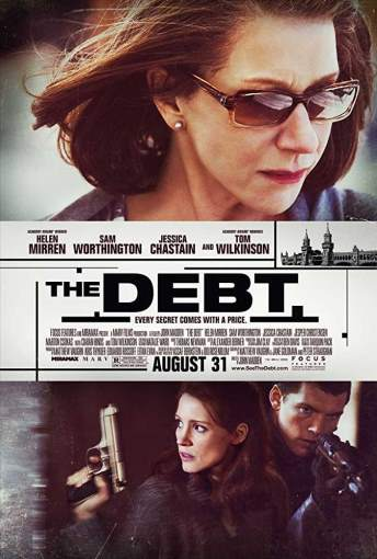 The Debt 2010 Dual Audio ORG Hindi Full Movie Download