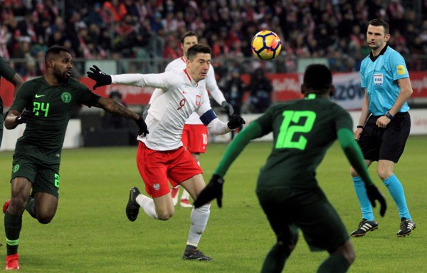 Why We Lost To Nigeria; Moses Penalty Was Wrong Call – Lewandowski Reacts To 1-0 DefeatTo Nigeria
