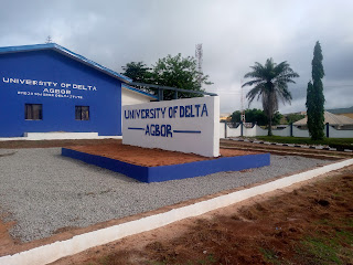 University of Delta Agbor e-Brochure: List of Courses Offered