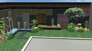 Desain Taman Surabaya - tukngtamansurabaya 17