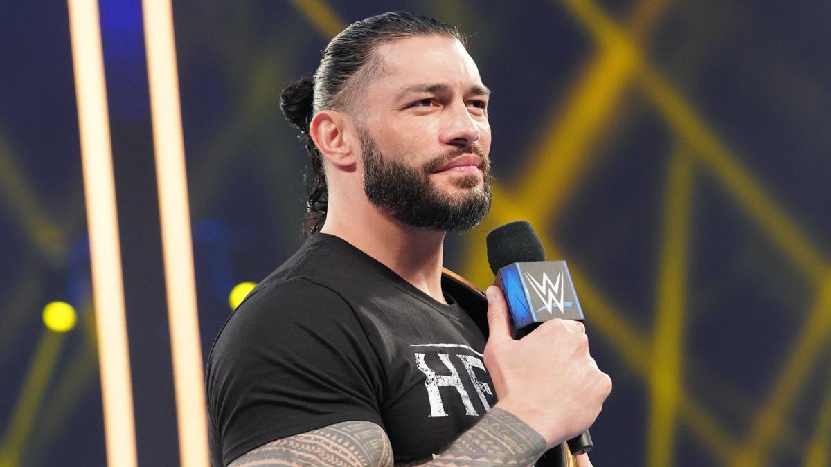 Roman Reigns defenderá seu título no Elimination Chamber mas não como os fãs esperavam