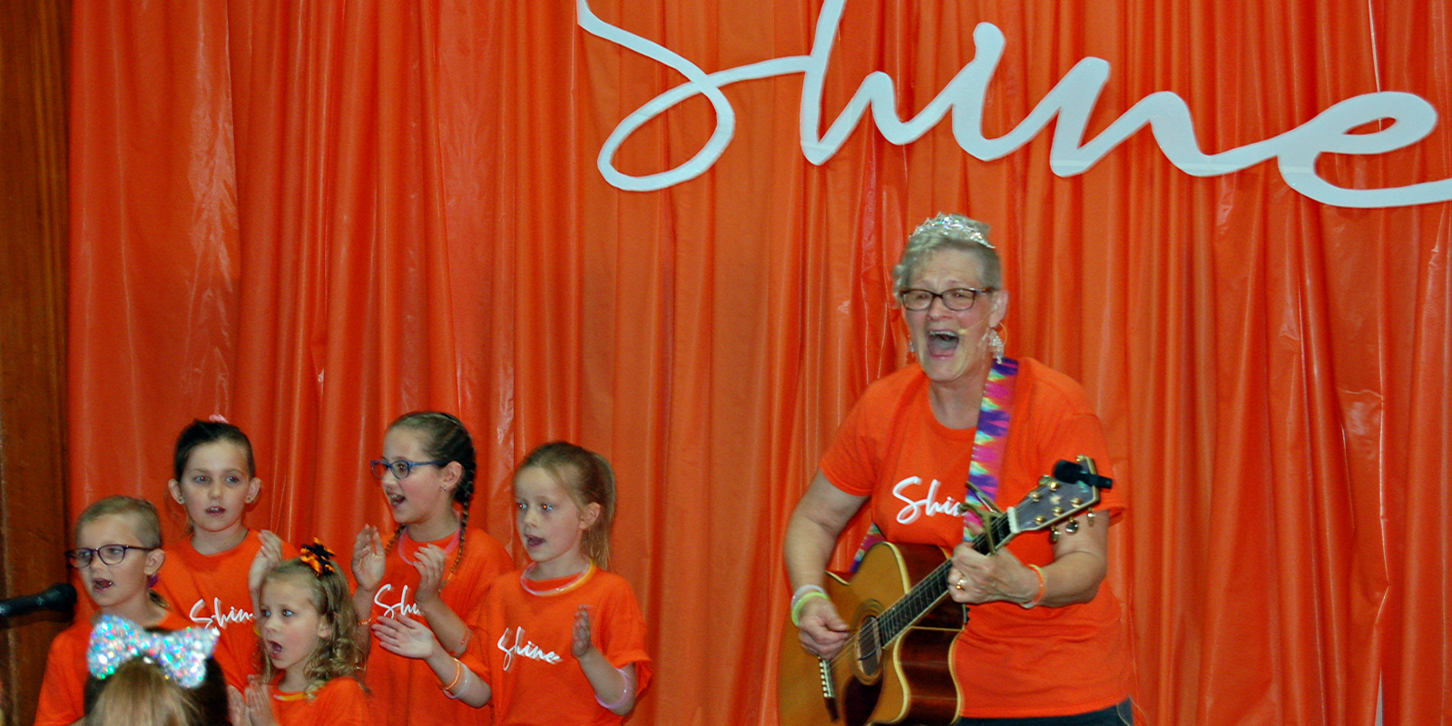 Sylvia Chave's New Album Encourages Kids to Shine