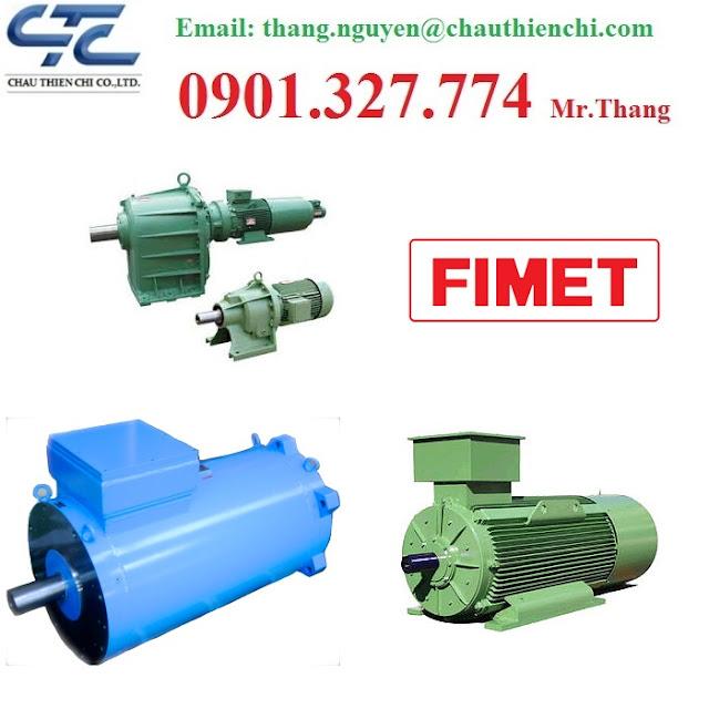 Động cơ FIMET Đại lý Chính Thức Tại Việt Nam FIMET-Vietnam