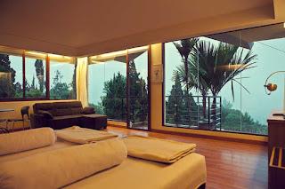 Villa Lounge di Bogor