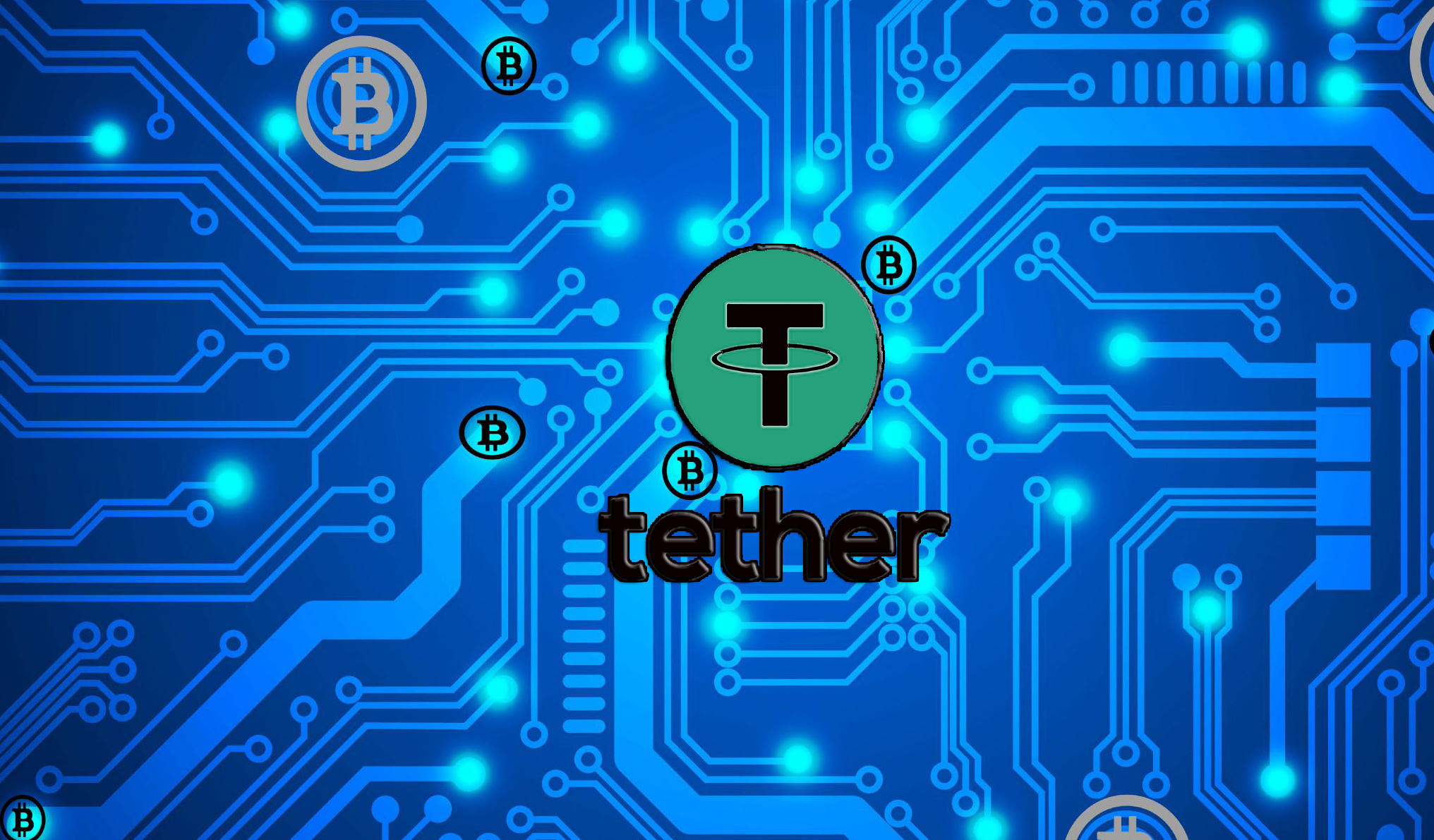 tether coin mining