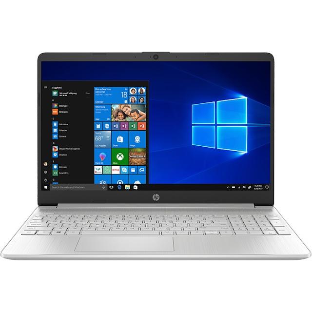 Laptop HP 15s fq2046TU 31D94PA
