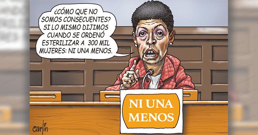 Carlincaturas Domingo 5 Septiembre 2021 - La República