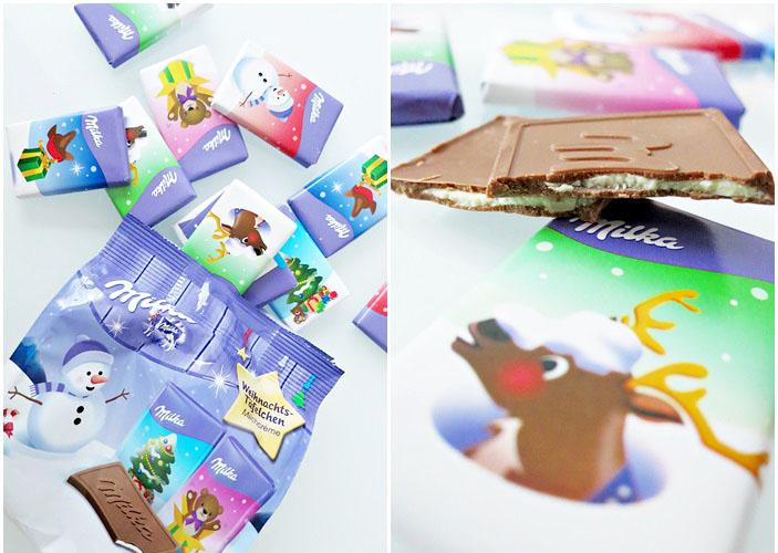 Milka-News #6 :: Weihnachtstäfelchen