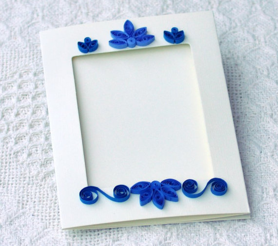Quilling Photo Frame Projects Ideas Art And Craft
