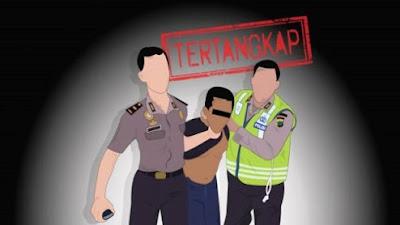 Residivis Lintas Kabupaten Berhasil Dibekuk Tim Puma Polres Lombok Barat