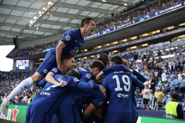 Chelsea Juara Liga Champions 2020-2021
