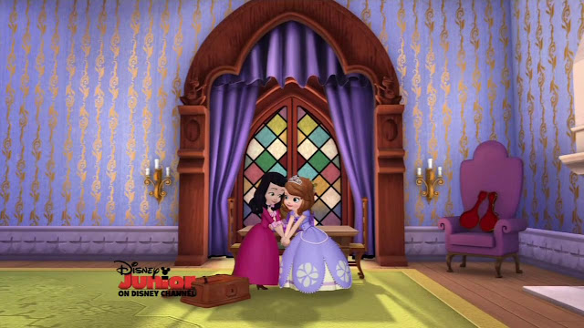 Nonton Film Sofia the First S01E06: The Shy Princess (2013)