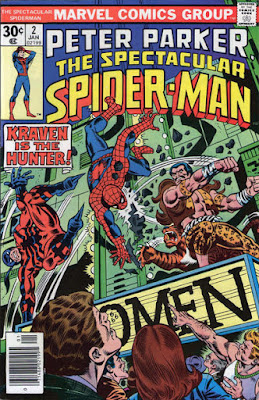 Spectacular Spider-Man #2, Kraven and the Tarantula