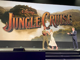 Jungle Cruise D23 Expo 2019