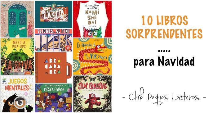 libros infantiles diferentes sorprendentes para navidad