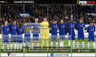 Download FTS Mod PES 2019 v2.5 by Allan Games