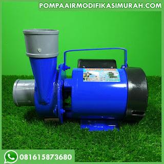 Pompa Air Modifikasi Murah dan Tahan