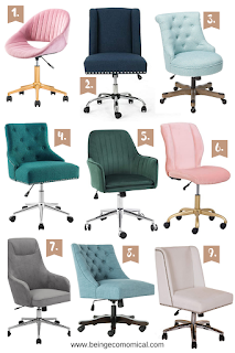 Must Have Upholstered Office Chairs