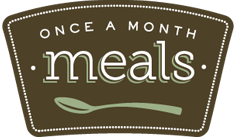 Once A Month Meals logo