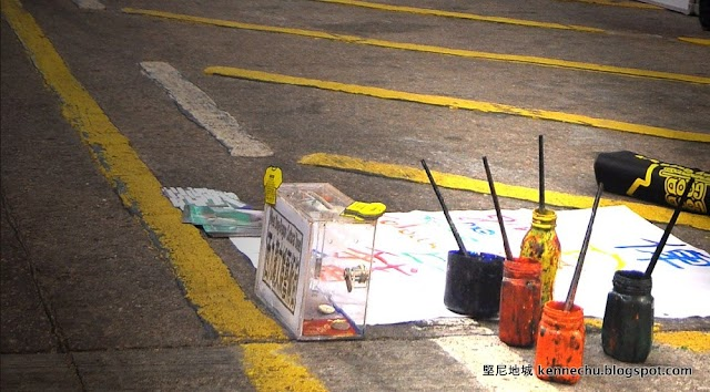 【話.時話】香港可見的街頭表演