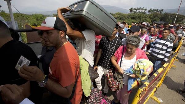 """Perú denunció a Venezuela ante la ONU y Ecuador pidió asumir la """"crisis humanitaria"""""""