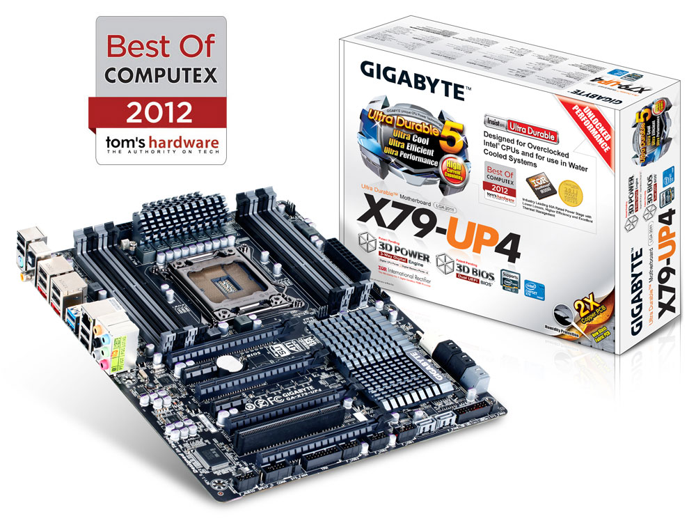 Drivers Motherboard GA-X79-UP4 (rev  1 0 Intel® X79 Chipset