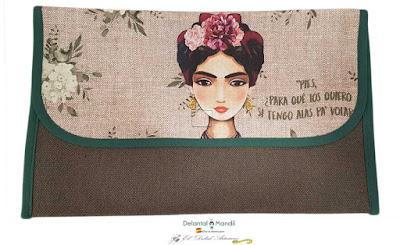Delantales Frida Kahlo