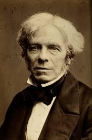Michael Faraday dari Inggris