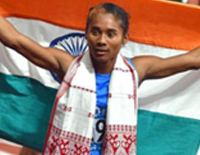 5th In A Month, Hima Das Won Gold In 400m Race