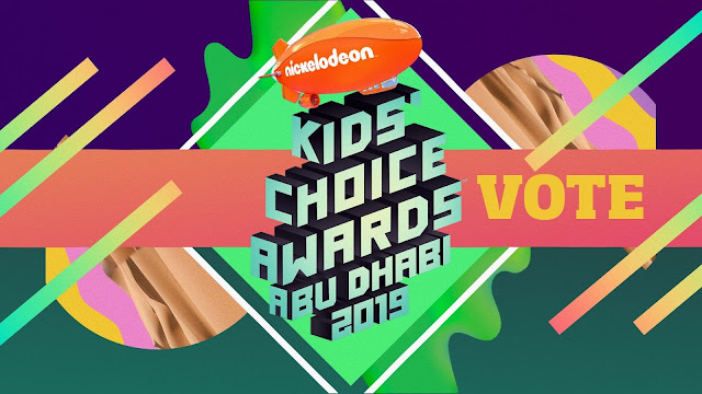 NickALive!: Nickelodeon Arabia Announces 'Kids' Choice Awards Abu