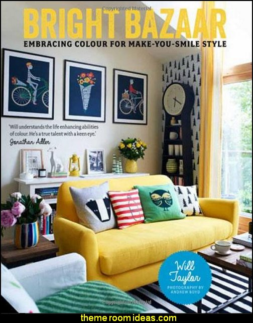 Bright Bazaar: Embracing Colour For Make-You-Smile Style