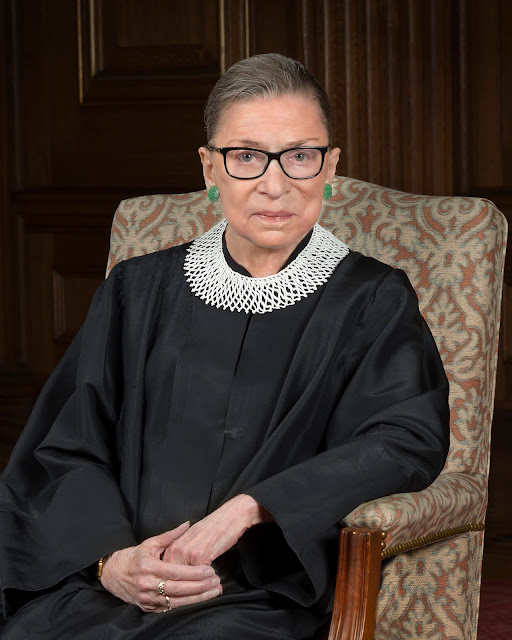 10 Children's Books about Ruth Bader Ginsburg