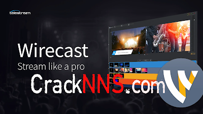 Telestream Wirecast Pro 2019 Free Download