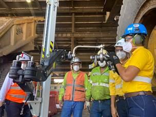 https://www.notasrosas.com/Cerrejón instala herramientas 'Cero Gravedad', para aumentar la seguridad y proteger la salud de los trabajadores