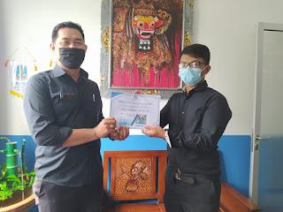 Sahid National Science Competition (SNSC) 2020 Universitas Sahid Jakarta - SMK TI Bali Global Badung