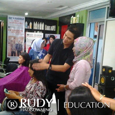 Rudy Hadisuwarno National Extension Program