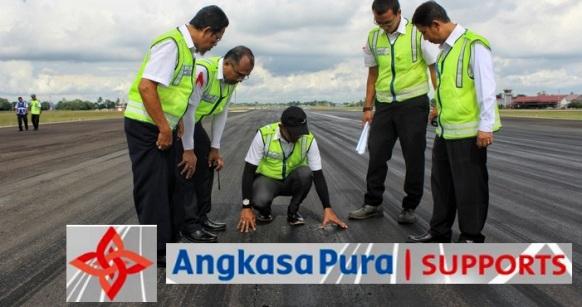 Lowongan Kerja SMA SMK D3 S1 PT. Angkasa Pura Supports, Jobs: Admin Officer, Security Guard, Parking Cashier, Manager Parking Technician