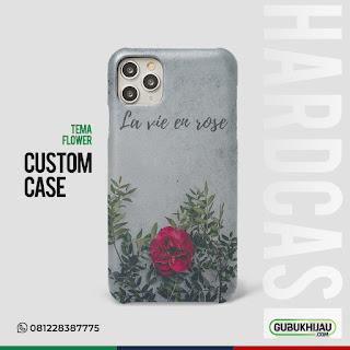 Mockup Hardcase iPhone 11 Pro gubukhijau