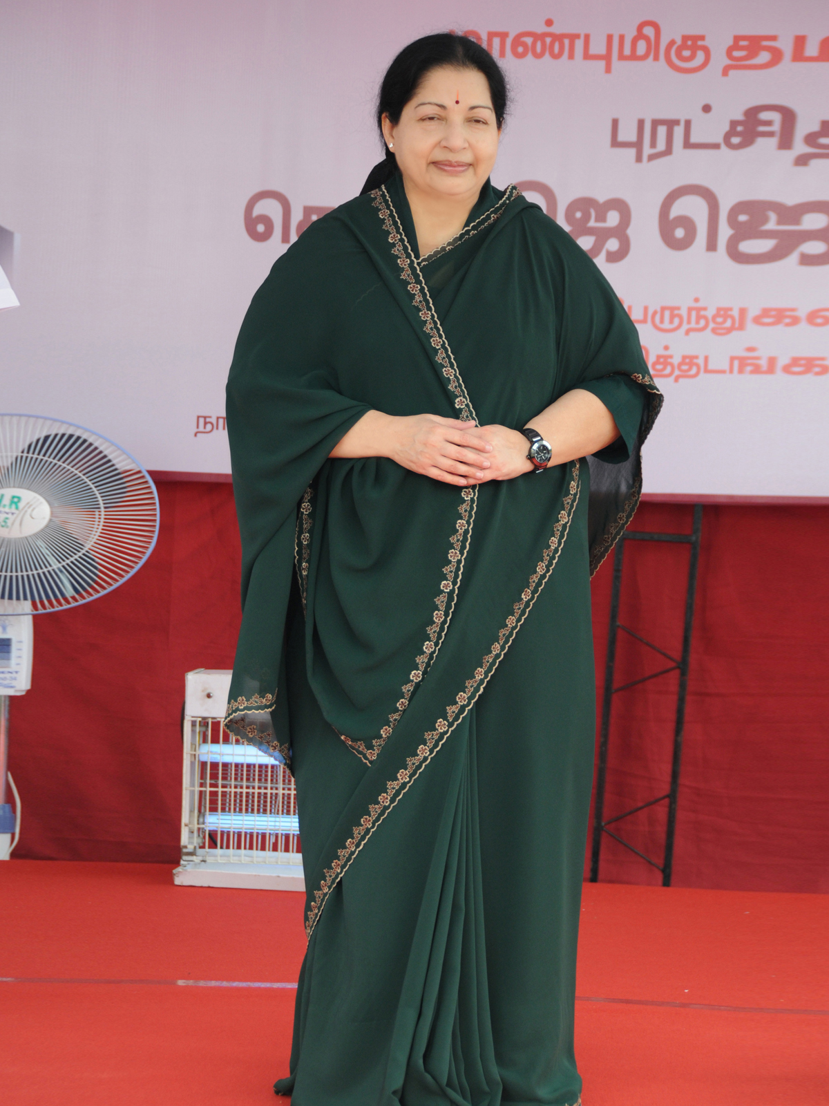From Ammu To Amma: Looking At The Remarkable Life Of J